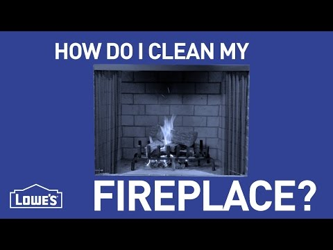 How Do I Clean My Fireplace? | DIY Basics