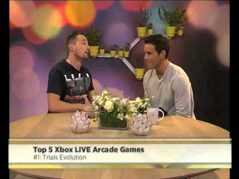 Microsoft: Top 5 Xbox Live Arcade Games (19.03.2014)