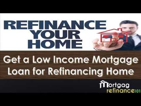 Faster Way to Get Low Income Mortgage Loan Online Easily