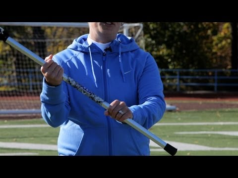 How to Cradle a Lacrosse Stick | Women's Lacrosse