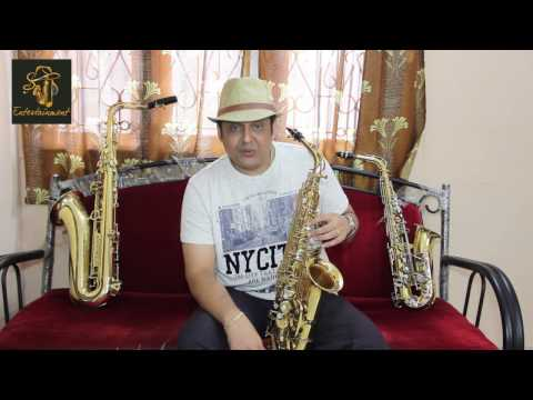 LEARN SAXOPHONE THE EASIEST INSTRUMENT from SJ Prasanna  (09243104505, Bengaluru)