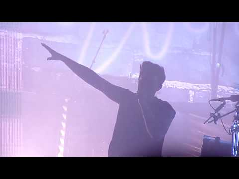 The Script - Blackpool 30/08/2017 - Hall of Fame