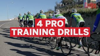 Four pro training drills | Cycling Weekly