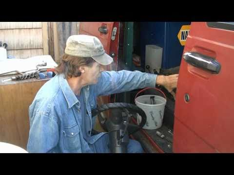 (HD) Learn how to change GM lock cylinder  (101) part 2