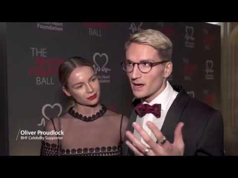 British Heart Foundation – The Beating Hearts Ball 2018