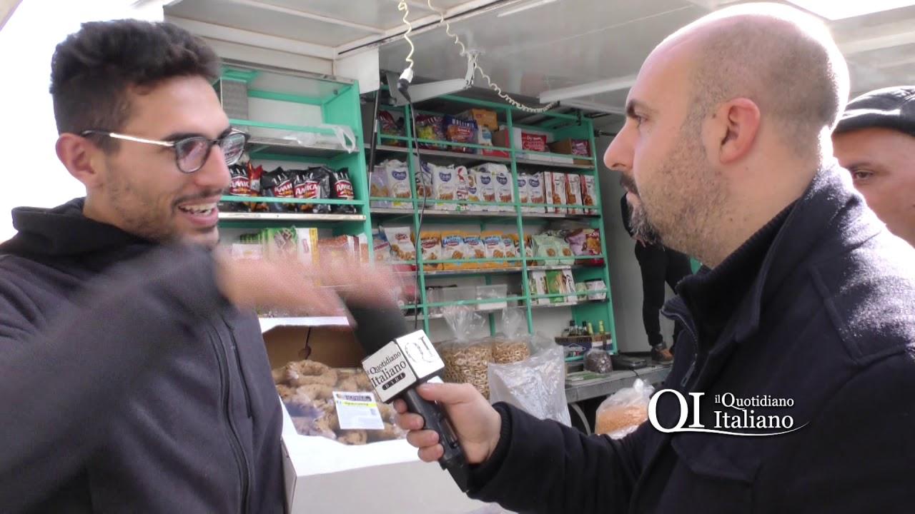 Palo, blitz dei Carabinieri al mercato settimanale: via gli abusivi