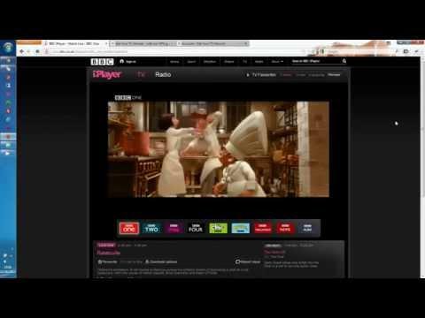 Watch BBC iPlayer outside the UK using UK VPN Server