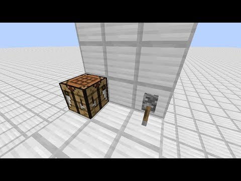 Minecraft Pc, Xbox, Ps3 Super Compact Pop Out Crafting Table Version 2 Tutorial