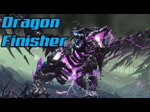SPVP Dragon rank finisher - Guild wars 2
