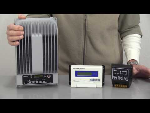 Missouri Wind and Solar solar charge controllers for the beginner