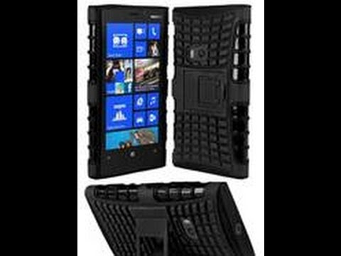 Case Review: HHI Dual Armor Composite Case with Stand for Nokia Lumia 920