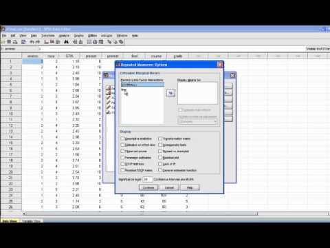 How to Calculate Statistical Power Using SPSS