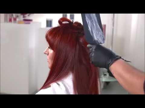 How-To: Vibrant Reds with Kadus Professional