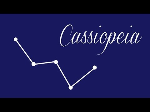Myth of Cassiopeia: Constellation Quest - Astronomy and Space for Kids, FreeSchool
