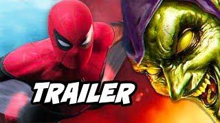 Download Spider-Man Far From Home Trailer - Sinister Six Easter Egg Scenes Breakdown Video