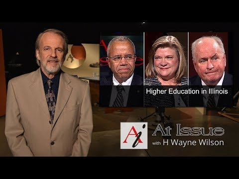 At Issue #3017 - Higher Education in Illinois