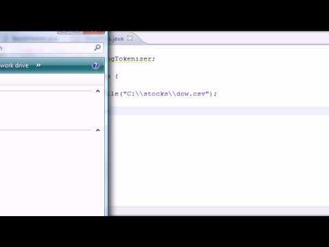 Java Stock Market Analyzer Program - 2