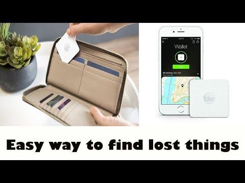 Tile Slim - Phone Finder. Wallet Finder. Anything Finder