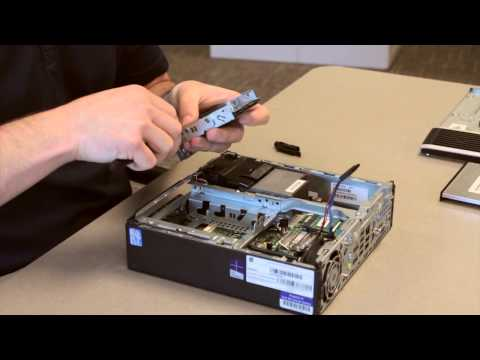 HP8300 Hard Drive Replacement