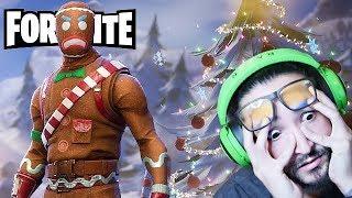 FORTNITE CHRISTMAS Update & Season 2 - Fortnite Battle Royale