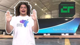 Hyperloop One Tests Full-Scale Version | Crunch Report