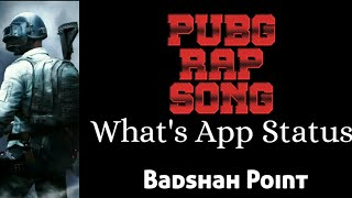 Pubg Lovers | Gaming status | what's app status | Sharique Khan, Badshah Khan