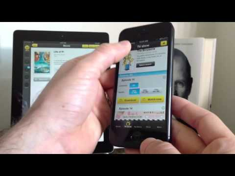 Download Movies And Tv Shows FREE On iPhone ,iPad ,iPod Touch in iOS 6  YouTube