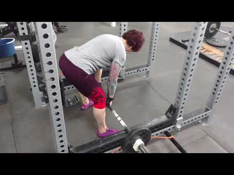 Brutal Iron Gym - Reducing Low Back Pump during Glute Work (see description)