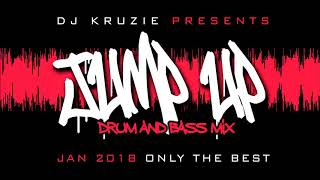 INSANE JUMP UP DRUM & BASS MIX 2018