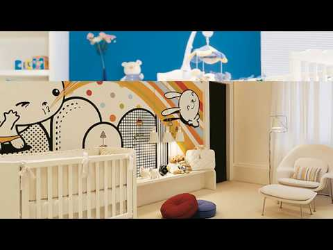 TREND 2018!!! 60 BEST AND BEAUTIFUL BABY ROOM DECORATING IDEAS