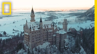 Soar Above a Fairytale World in This 2-Minute Drone Video | Short Film Showcase