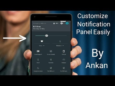 How to customize your notification Bar on Android