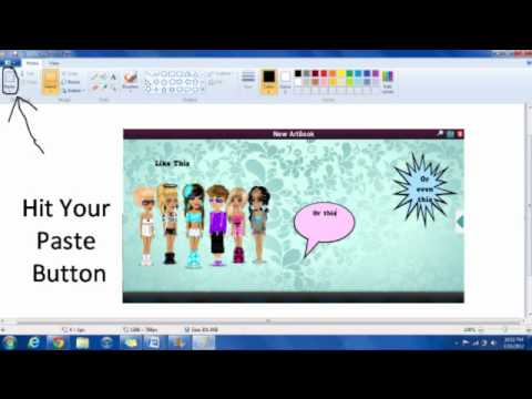 Movie Star Planet How To Make A MSP Music Video ~Forev