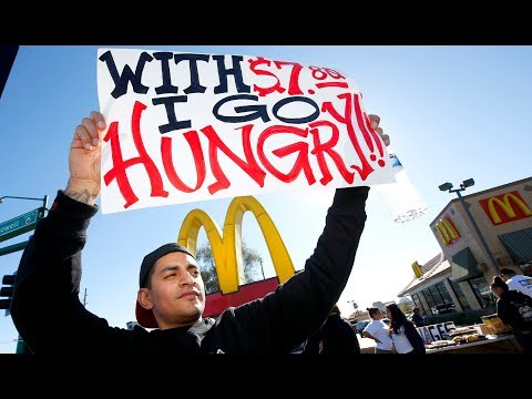 Study: Low Minimum Wages are a Poverty Trap