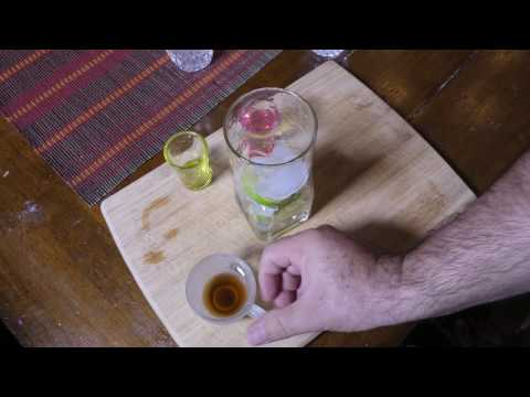 Rickey Cocktail (Sabores del Mundo)