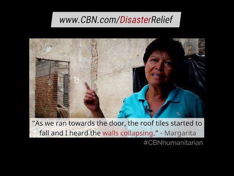 CBN Humanitarian Aids Families in Mexico