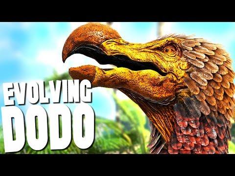 EVOLVING A DODO! - Ark Survival Evolved (Modded)