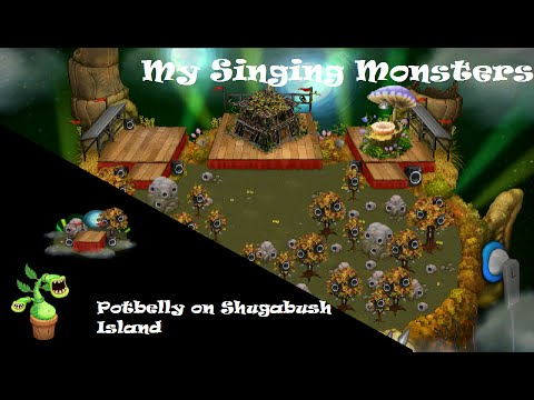 My Singing Monsters - Potbelly on Shugabush Island