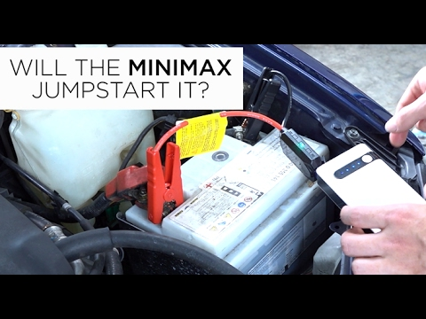 Does the MiniMax car battery charger work?