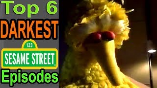 Top 6 Darkest Sesame Street Episodes (ft. BlameitonJorge)