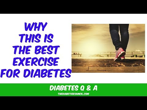 The Best Diabetic Exercise Routine