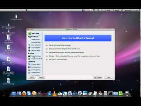 How to change the login screen of Ubuntu