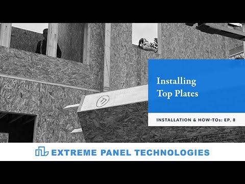 Episode: 8- Installing Top Plates