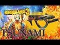 BORDERLANDS 3 ~ TSUNAMI [Arme Légendaire] ~ (Drop : Katagawa-Boule)