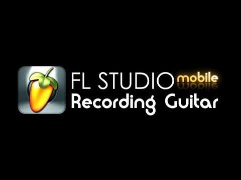 FL Studio Mobile 2 | Audio Recording