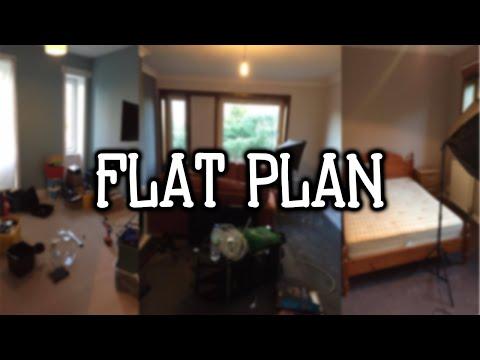 FLAT PLAN & PROGRESS