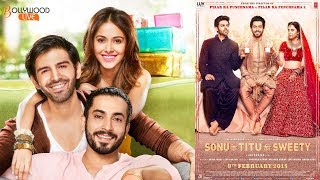 Check What Kartik Aaryan Thinks About Girls? Sonu Ke Titu Ki Sweety Trailer Launch - Bollywood Live