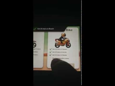 How to get all bikes for bike race on any apple devise for free(no Jailbreak Needed)