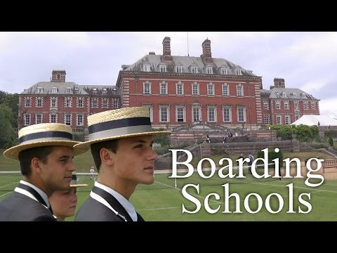 Boarding Schools - what are they like?