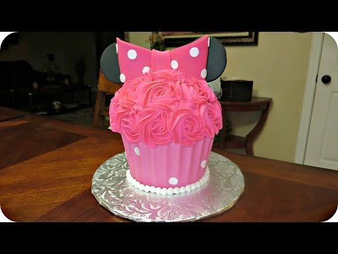 How to make a Cup Cake Cake